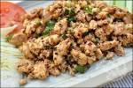 วิธีทำ ลาบปลาอินทรี เมนูอาหารง่ายๆ พร้อมเสริฟ